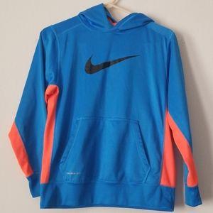 EUC Nike Therma Fit Kids Hoodie Sweater L
